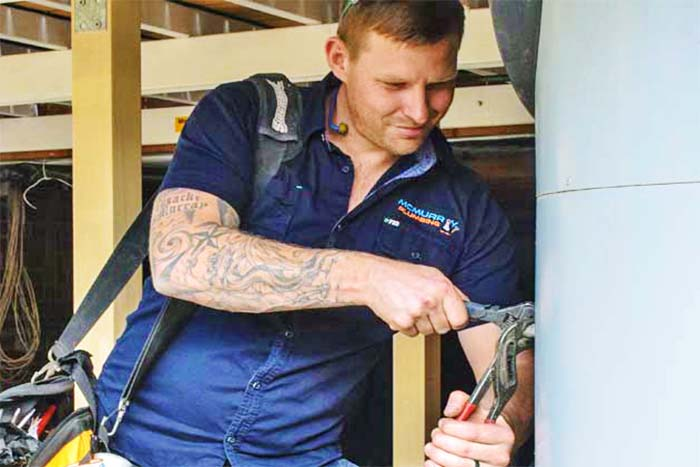 Plumbing Services in Winston Hills NSW